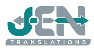 JEN Translations Logo