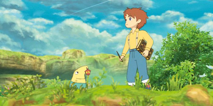 all games should be localised like ni no kuni