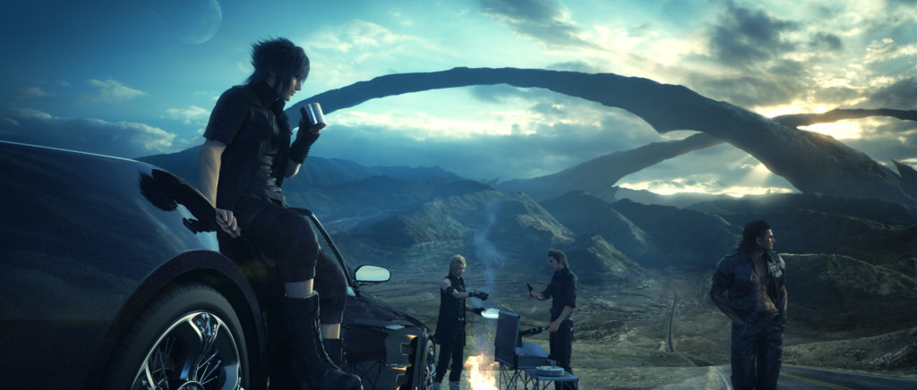 Translation of Final Fantasy XV