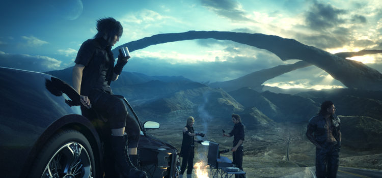 The Beautiful Translation of Final Fantasy XV