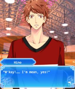 Otome Game Translation My Sports Club BF Hino
