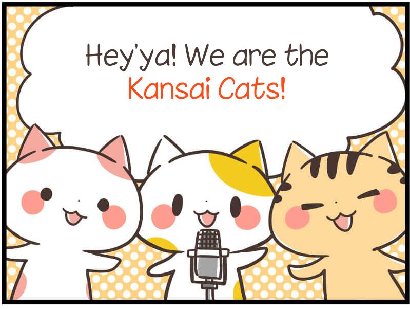 Kansai Cats Manga
