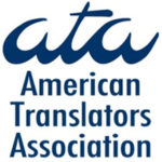 Education for Literary Translators ATA