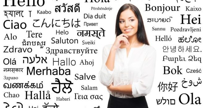 Female Translators Kicking Butt on International Women's Day