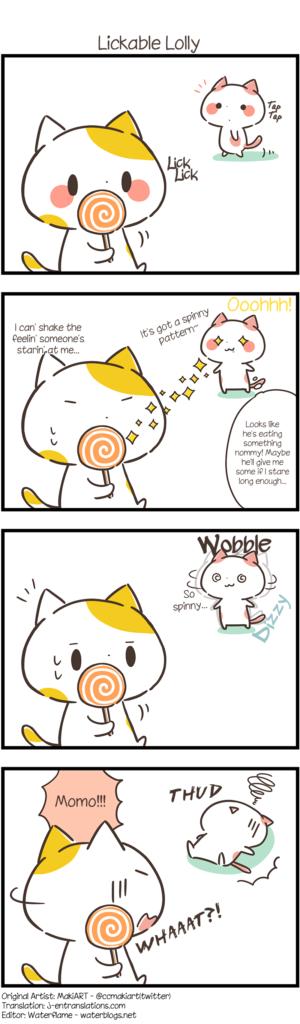 Kansai Cats Manga - Lazy Tora - Chapter 3