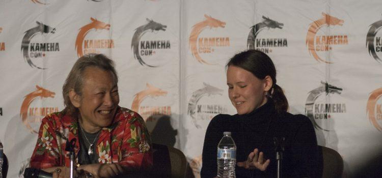Interpreting for Ryo Horikawa