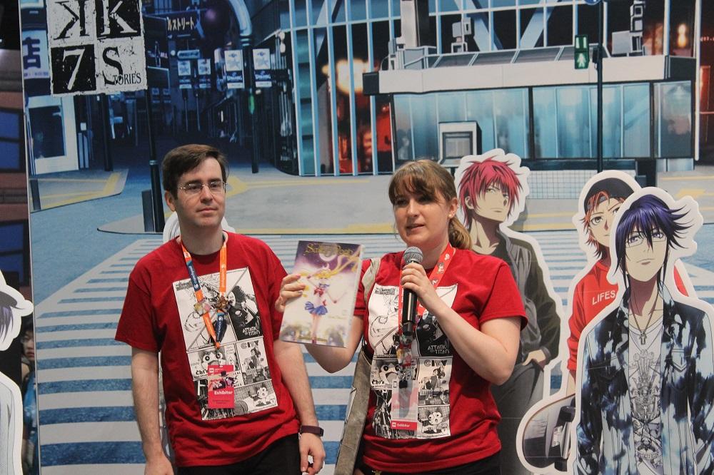 Anime Expo 2018 Kodansha Sailor Moon