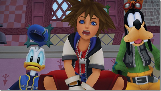 Game Localization Fans Kingdom Hearts