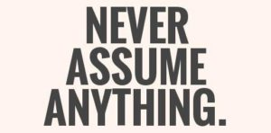 Never Assume - The Importance of Research in Translation
