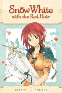 Brandon Bovia - Manga Letterer Snow White with the Red Hair