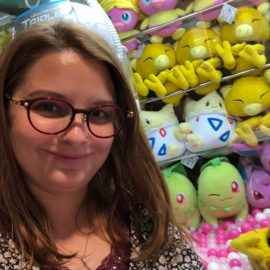 Julie Goniwich – Technical and Creative Translator – Interviews With Localizers