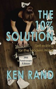 The 10% Solution Ken Rand book cover Improve Your Self-Editing – How to Improve Your Translations Skills
