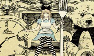 Wonderland Seven Seas Molly Rabbitt