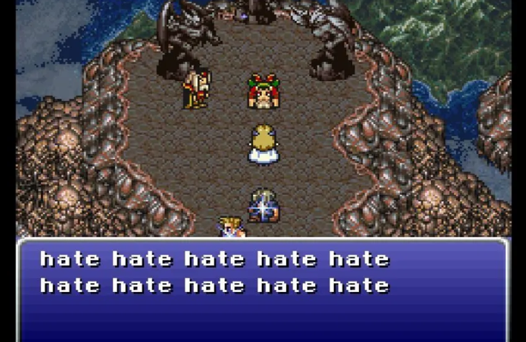 Final Fantasy VI Kafka hate Celebrating Game Localization - Translation Link Roundup [Spring 2020]