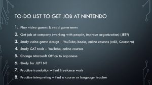 """""""How Do I Get into Video Game Localization?"""" All Routes Lead to Games JAT PROJECT 2020"""