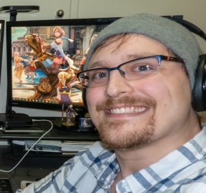 Stephen Meyerink - Game Translator & Writer - Interviews With Localizers