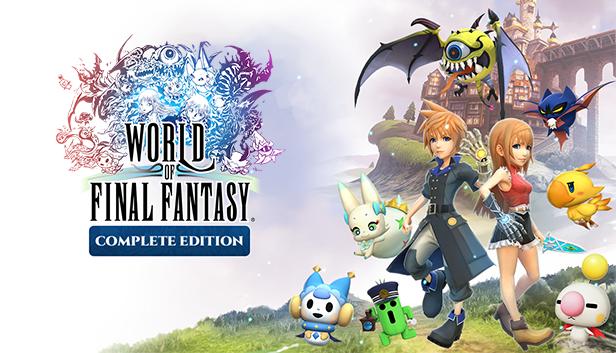 World of Final Fantasy Gavin Greene